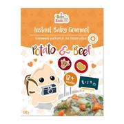 寶寶百味即食米米餸(薯仔牛肉)150克x2(2件)