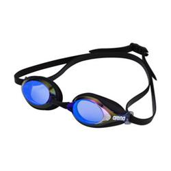 ARENA 日本製成人Tough Shield 反光鏡面泳鏡 AGL2500MT (BKX)