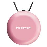 Mobework 負離子隨身空氣淨化器 V2 粉紅色 MW-PA005