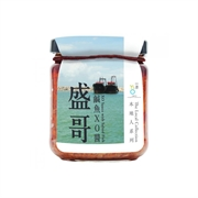 Yi O XO Sauce with Salted Fish 180g