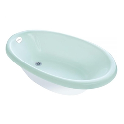 SOBBLE Venti棉花糖保温浴盆-薄荷綠(連贈品)