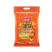Jack & Jill Potato Chips BBQ Flavour 20g x 8 (2pcs)