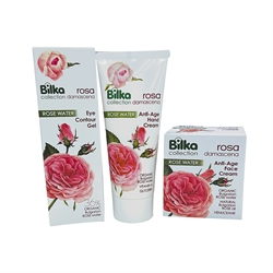 Bilka 有機玫瑰護膏套裝