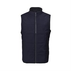 Montagut 超保暖棉質背心外套VT1120016-深寶藍
