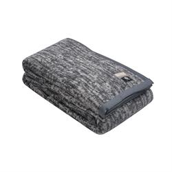 Manifattura Lombarda 單人純塔斯曼尼亞羊毛毯-灰色