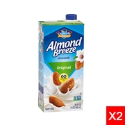 Blue Diamond Almond Breeze Family Pack 946ml (More flavors-Same flavor 2 pcs)