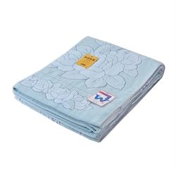 日本Tamaterry 純棉雙人毛巾被TM55 (藍色)
