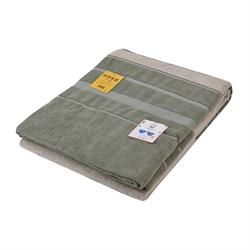 日本Tamaterry 純棉雙人毛巾被TM-D45 (綠色)
