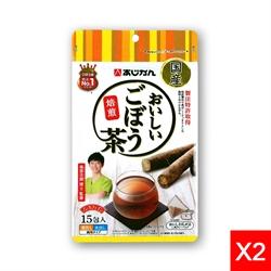 AHJIKAN 牛蒡茶茶包1克x15茶包 (2件)