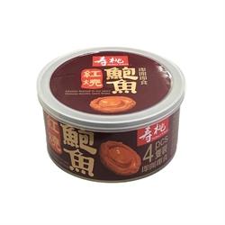 壽桃鮑魚4隻裝140克 (多款口味)
