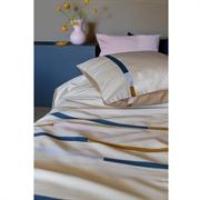 Denmark Brand Mette Ditmer 100% Cotton Printed Bedlinen Set Double Size (Mikado)