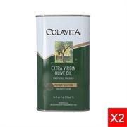 COLAVITA™ Italy Extra Virgin Olive Oil (Tin) 1L(2 pcs)..
