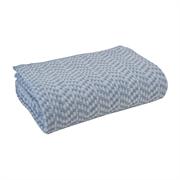 Mundotextil Double 100% Cotton JacqBlanket H760 (Blue)