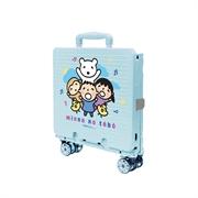 Minna No Tabo Foldable Shopping Cart TA-2111