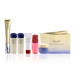 SHISEIDO VITAL PERFECTION 重點抗皺亮白修護乳霜組合 (2021-A-0809)