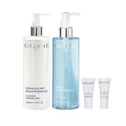ORLANE 補濕潔面及爽膚套裝 (2021-A-0809)