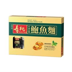 壽桃牌至尊XO醬麵食764克 (多款口味)