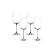 Nachtmann Vivendi Bordeaux Glass Set of 4  85694