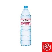 Evian Mineral Water 1500ml x12 (1 Carton)